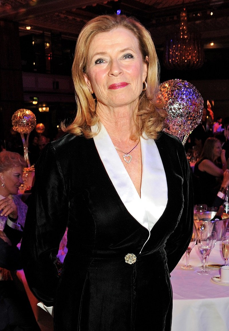 Linda Lee Cadwell on April 16, 2013 in London, England   Photo: Getty Images