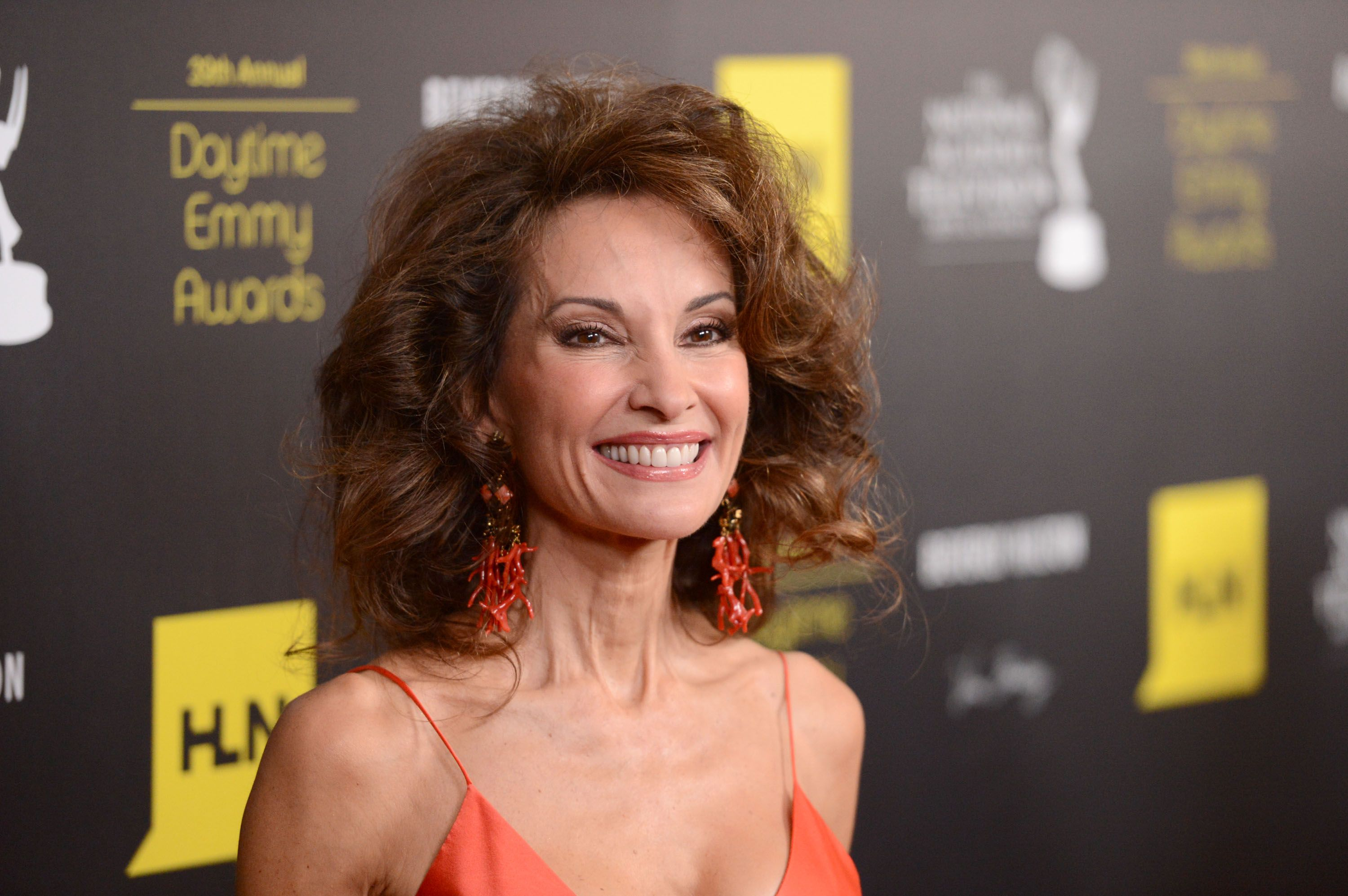 Susan Lucci arrives at The 39th Annual Daytime Emmy Awards broadcasted on HLN held at The Beverly Hilton Hotel on June 23, 2012 in Beverly Hills, California. | Source: Getty Images