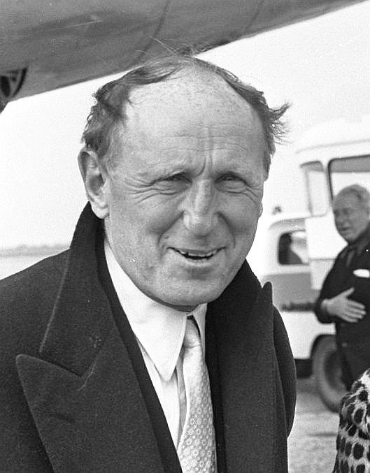 L'acteur Bourvil. l Source: Wikipedia