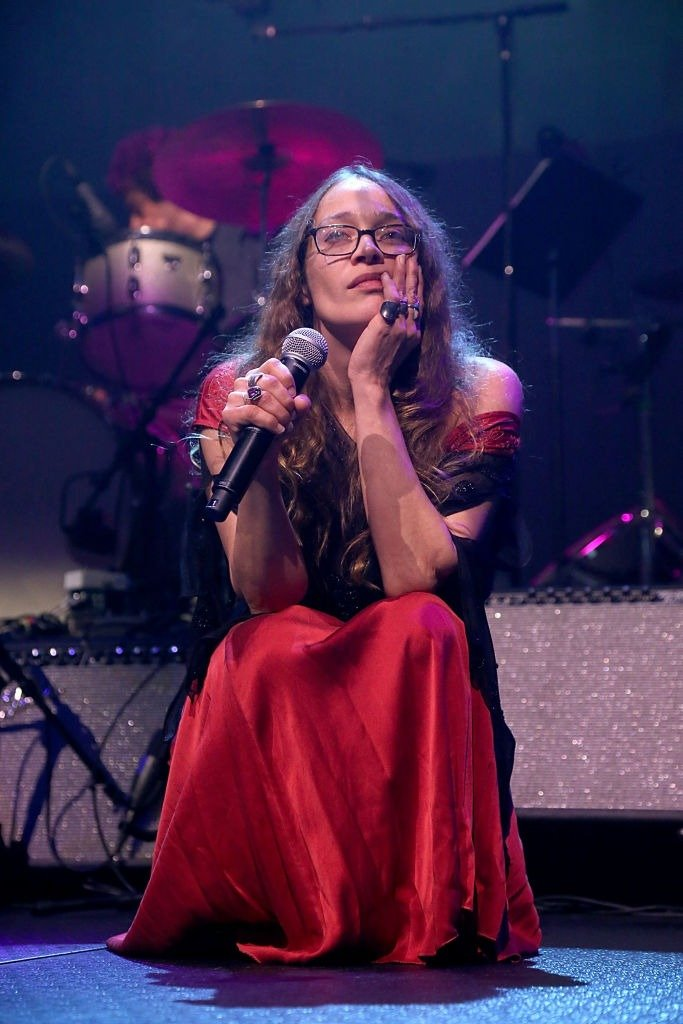 Fiona Apple performs during the 36th Annual Austin Music Awards at ACL Live on February 28, 2018   Photo: Getty Images