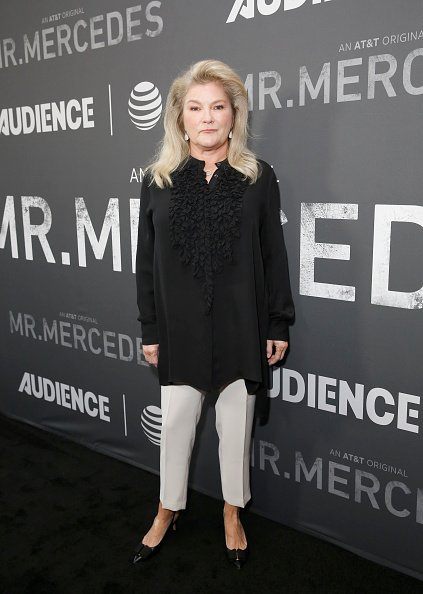 Kate Mulgrew attends AT&T AUDIENCE Network SAG screening and panel for Mr. Mercedes Season 3 at Linwood Dunn Theater at the Pickford Center for Motion Study on September 10, 2019, in Hollywood, California. | Source: Getty Images.