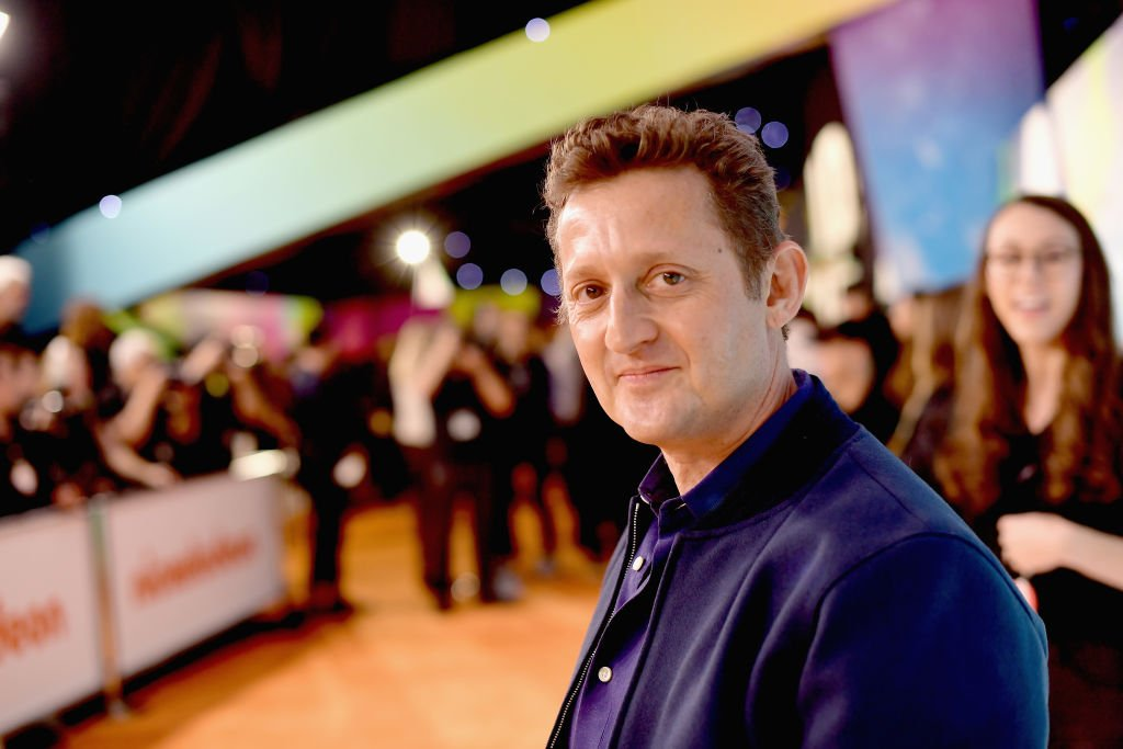 Alex Winter attends Nickelodeon's 2019 Kids' Choice Awards at Galen Center on March 23, 2019 in Los Angeles, California   Photo: Getty Images