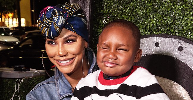 Tamar Braxton Reveals Her Son Logan Pressured Her over Christmas Present — Here's What Happened