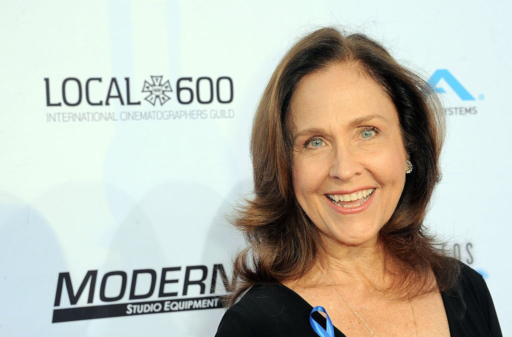 Erin Gray at the 2015 Society Of Camera Operators Lifetime Achievement Awards held at Paramount Studios. | Source: Getty Images
