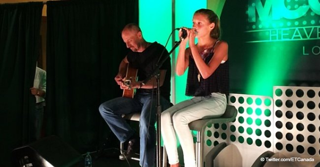 Majestic Rendition of 'Travelling Soldier' as Performed by Faith Hill's Daughter Bewitches Us