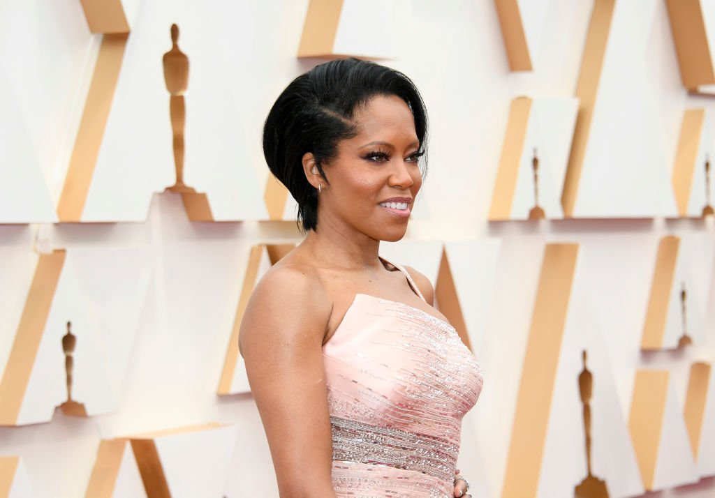 Regina King at the red carpet of the 92nd Annual Academy Awards on February 9, 2020. | Photo: Getty Images