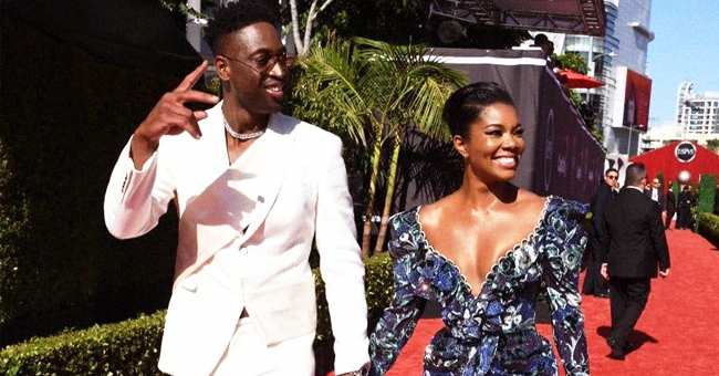 Dwyane Wade Said He Can't Wait to Marry Gabrielle Union Again at 2019 ESPY Awards