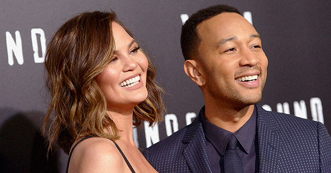 Chrissy Teigen & John Legend's Son Miles Turns 1 (Photos)