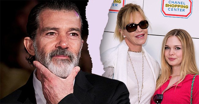 Everything Antonio Banderas Has Said about Star Ex Melanie Griffith and Their Daughter