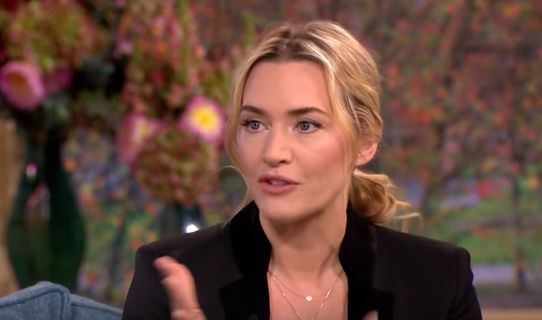 "Kate Winslet im Interview mit ""This Morning"", 2015 