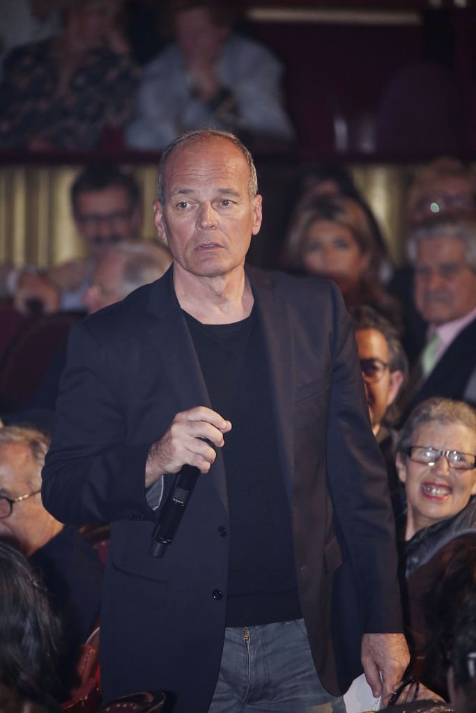 "Laurent Baffie participe à ""La Nuit De La Deprime 2017"" aux Folies Bergeres le 20 février 2017 à Paris, France 