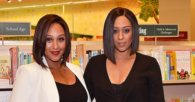 'Sister, Sister' Stars Tia & Tamera Mowry Share Adorable Photos of Their Families on Easter