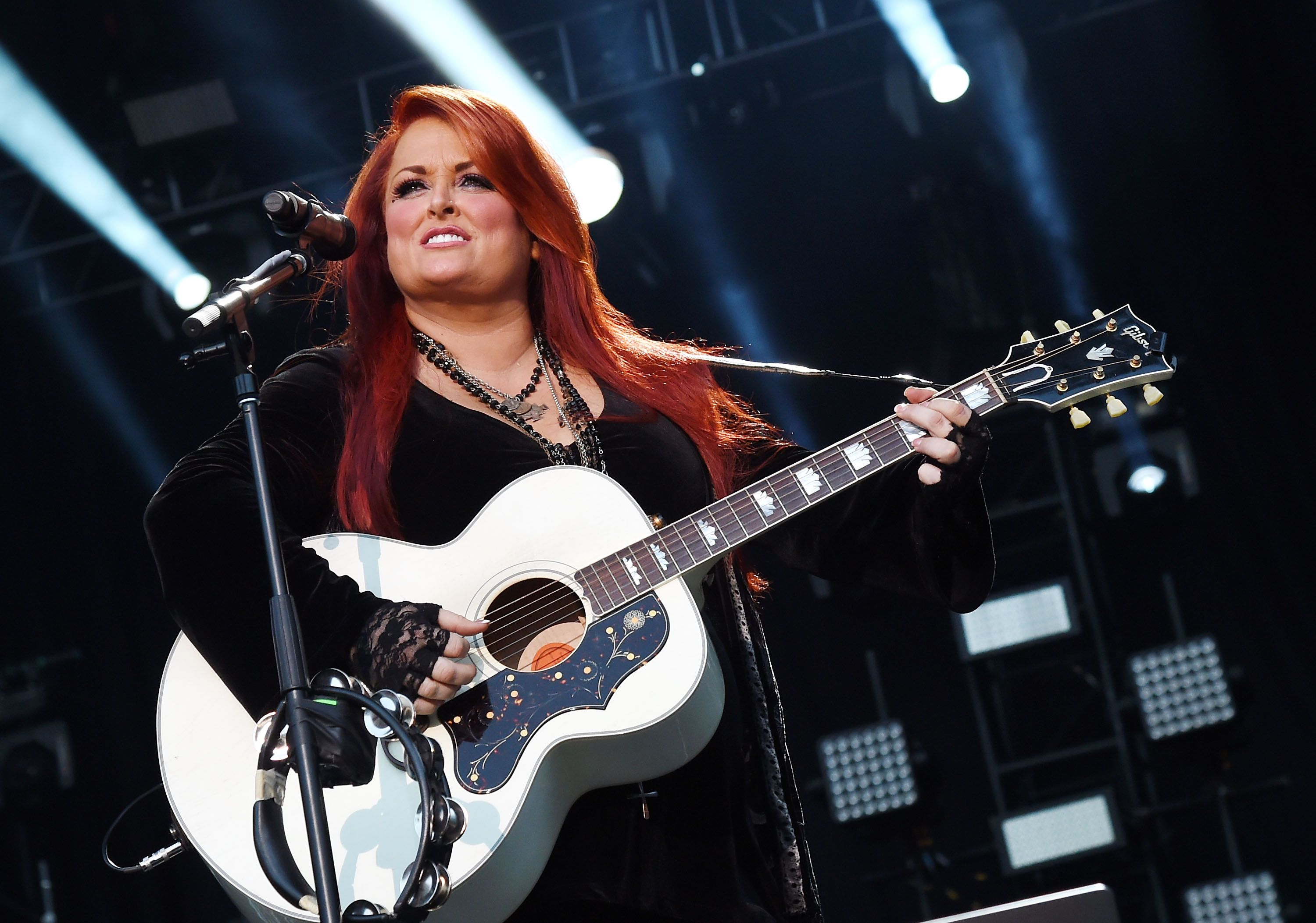 Wynonna Judd of Wynonna & The Big Noise performs onstage during the 2015 CMA Festival on June 13, 2015 in Nashville, Tennessee. | Source: Getty Images