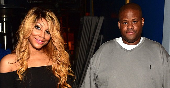 Tamar Braxton Claims Her Relationship with Ex Vince Herbert Is in a Really Good Place