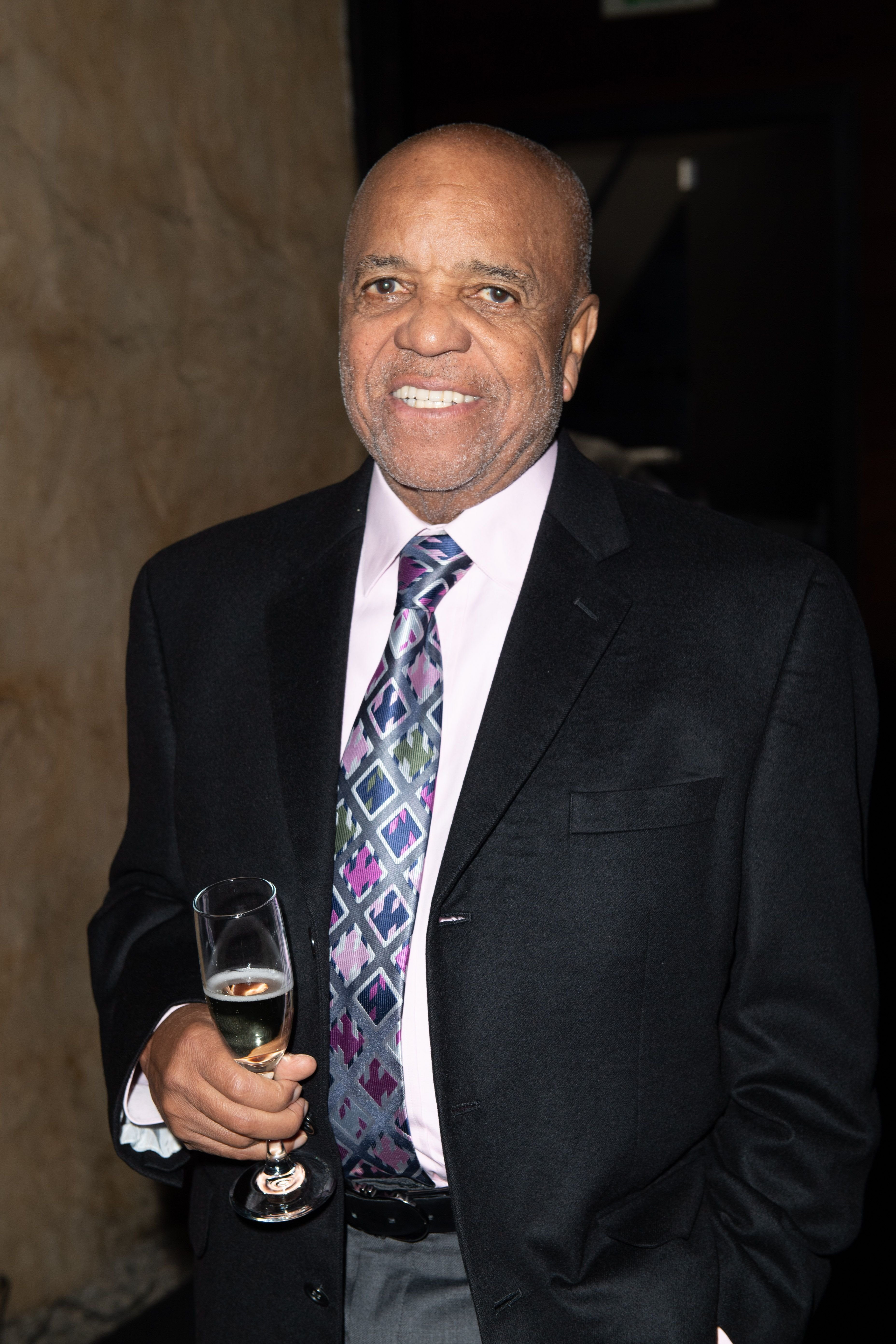 Berry Gordy during the Sony/ATV ASCAP and BMI Party at Katana on May 16, 2019 in West Hollywood, California. | Source: Getty Images