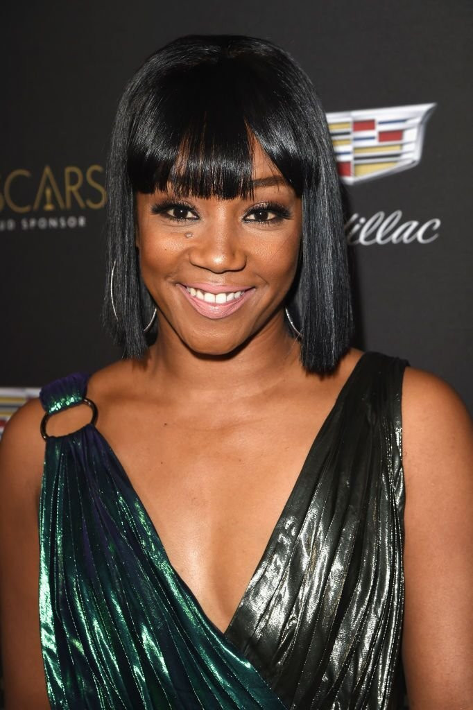 Tiffany Haddish attends the Cadillac Oscar Week Celebration at Chateau Marmont | Photo: Getty Images