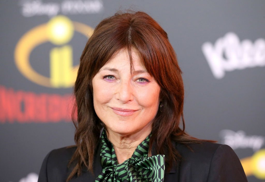 """Catherine Keener attends the World Premiere of Disney and Pixar's """"Incredibles 2"""" held on June 5, 2018. 
