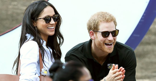 People: Meghan Markle & Prince Harry Encourage Teen with a Personal Zoom Mentoring Session