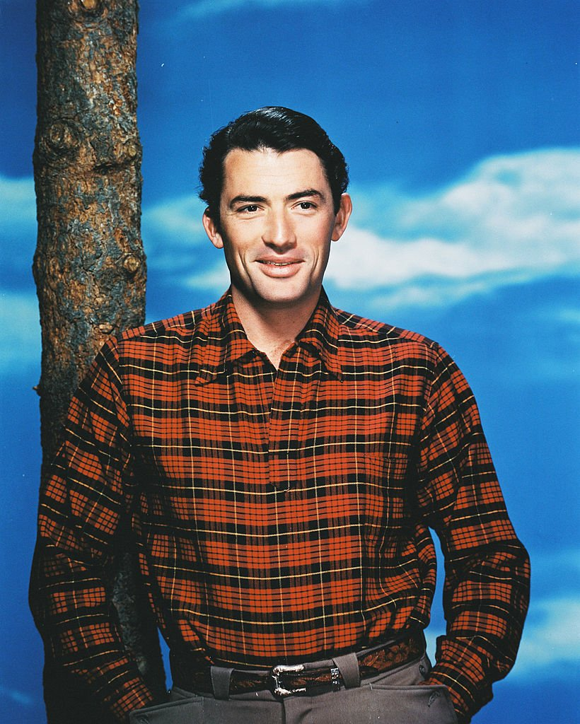 Portrait of Gregory Peck in 1950 | Photo: Getty Images