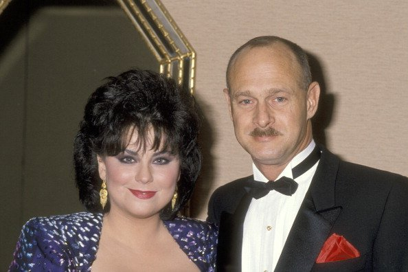 Delta Burke and Gerald / Photo: Getty Images