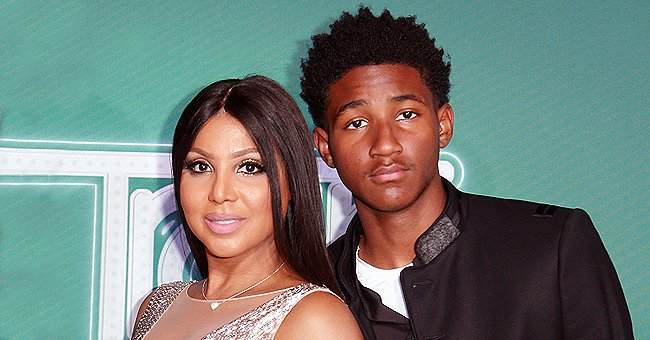 Toni Braxton Shares Emotional Tribute Video as She Celebrates Son Denim's 18th Birthday