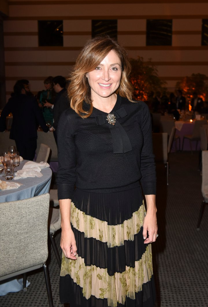 Sasha Alexander attending Communities in Schools Annual Celebration Los Angeles, California, in May 2018. | Image: Getty Images.