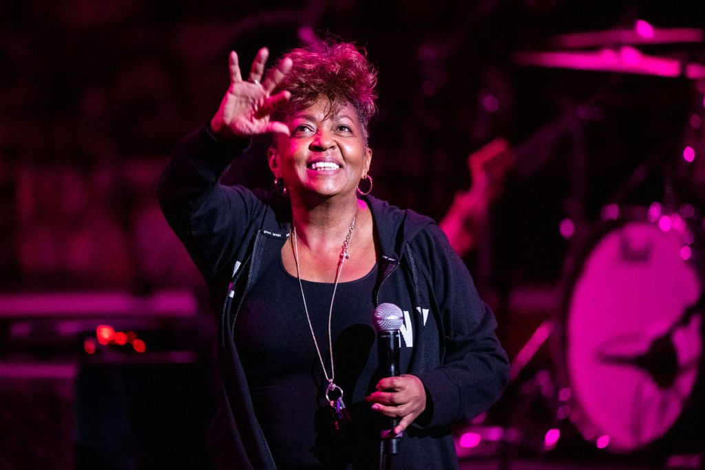 Anita Baker performs with Lalah Hathaway during Future X Sounds Concert on August 31, 2019 | Photo: Getty Images