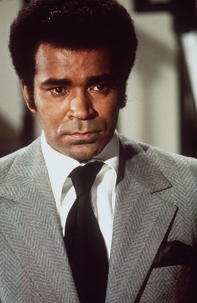 "Greg Morris As Barney Collier In The Television Series, ""Mission Impossible."" 