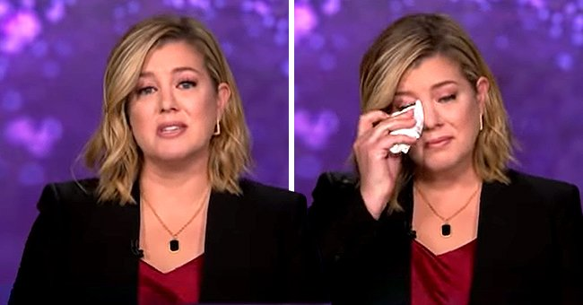 CNN Anchor Brianna Keilar Fights Back Tears Reporting on the USA Reaching 500K COVID-19 Deaths