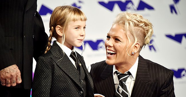 Pink Features in a Heartwarming Video with Her 9-Year-Old Daughter Willow — See Fan Reactions