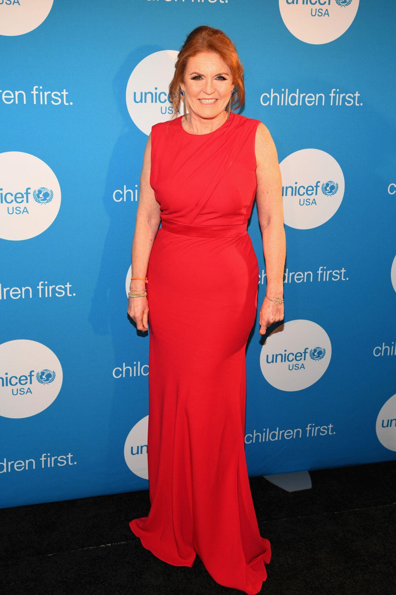 Sarah Ferguson.  Image Credit: Getty Images