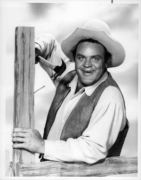 Photo of Dan Blocker | Photo: Getty Images