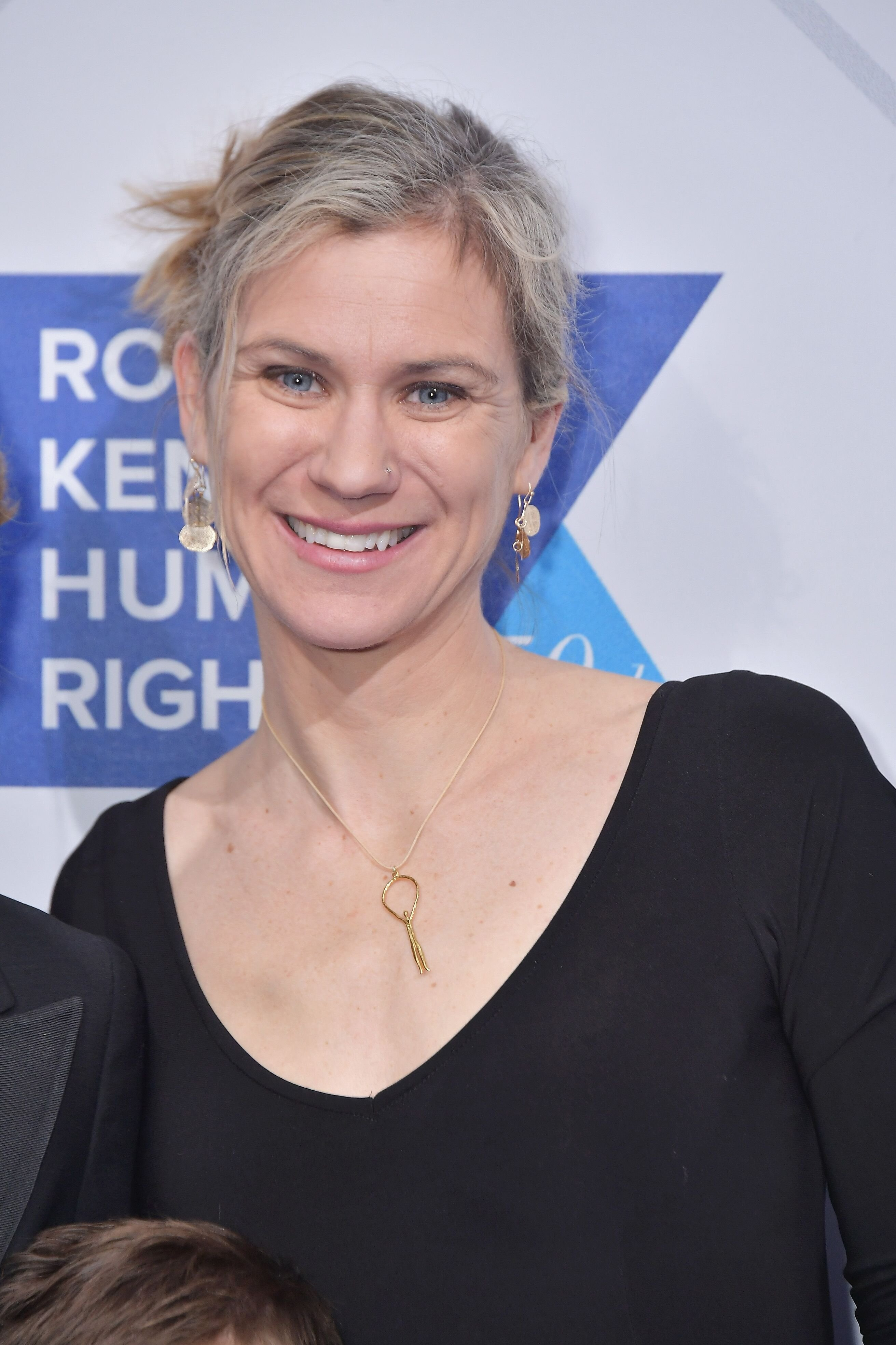 Maeve McKean at the Robert F. Kennedy Human Rights Ripple Of Hope Awards on December 12, 2018, in New York City | Photo: Michael Loccisano/Getty Images