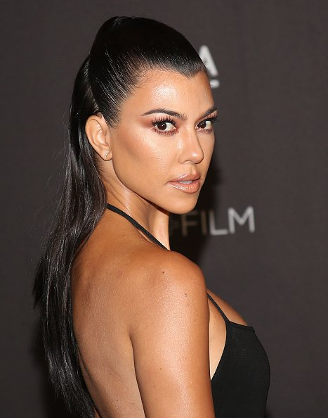Kourtney Kardashian at LACMA on November 03, 2018 in Los Angeles, California | Photo: Getty Images