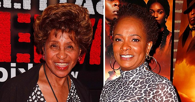 Vanessa Bell Calloway Honors Marla Gibbs on Her 89th Birthday with a Sweet Post