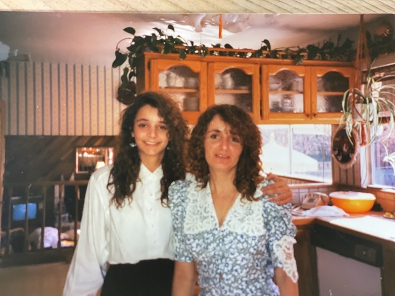 Annette White and her mother | Photo: Courtesy of Annette White