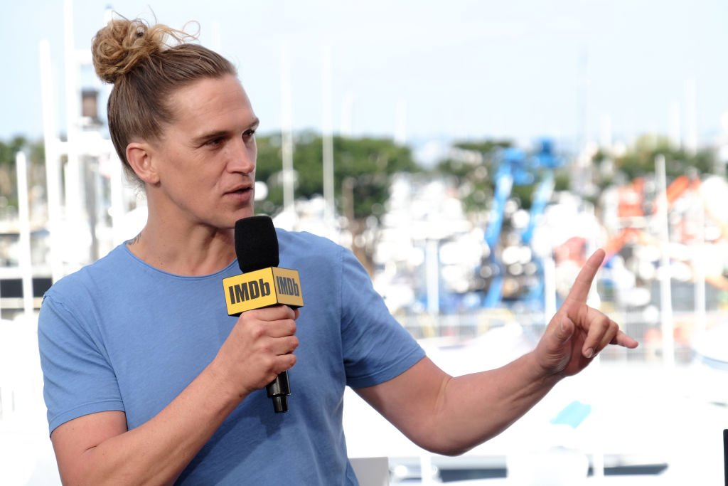 Jason Mewes at San Diego Comic-Con 2019 on July 18, 2019 | Photo: Getty Images
