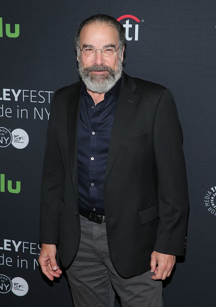 "Mandy Patinkin attends the PaleyFest New York 2016 ""Homeland"" screening 