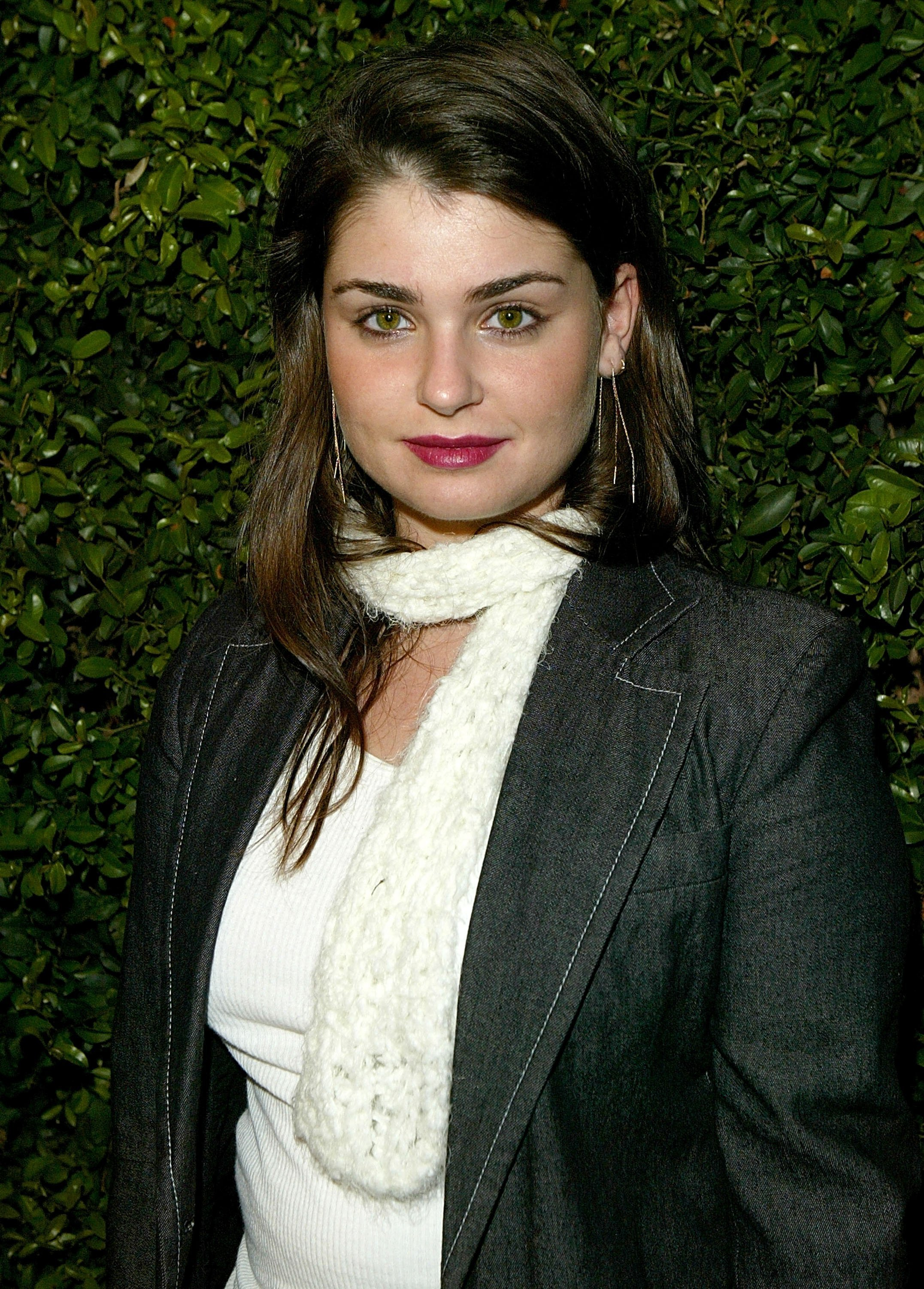 Aimee Osbourne attends the opening of the Stella McCartney store in Beverly Hills, California on September 28, 2003 | Photo: Getty Images