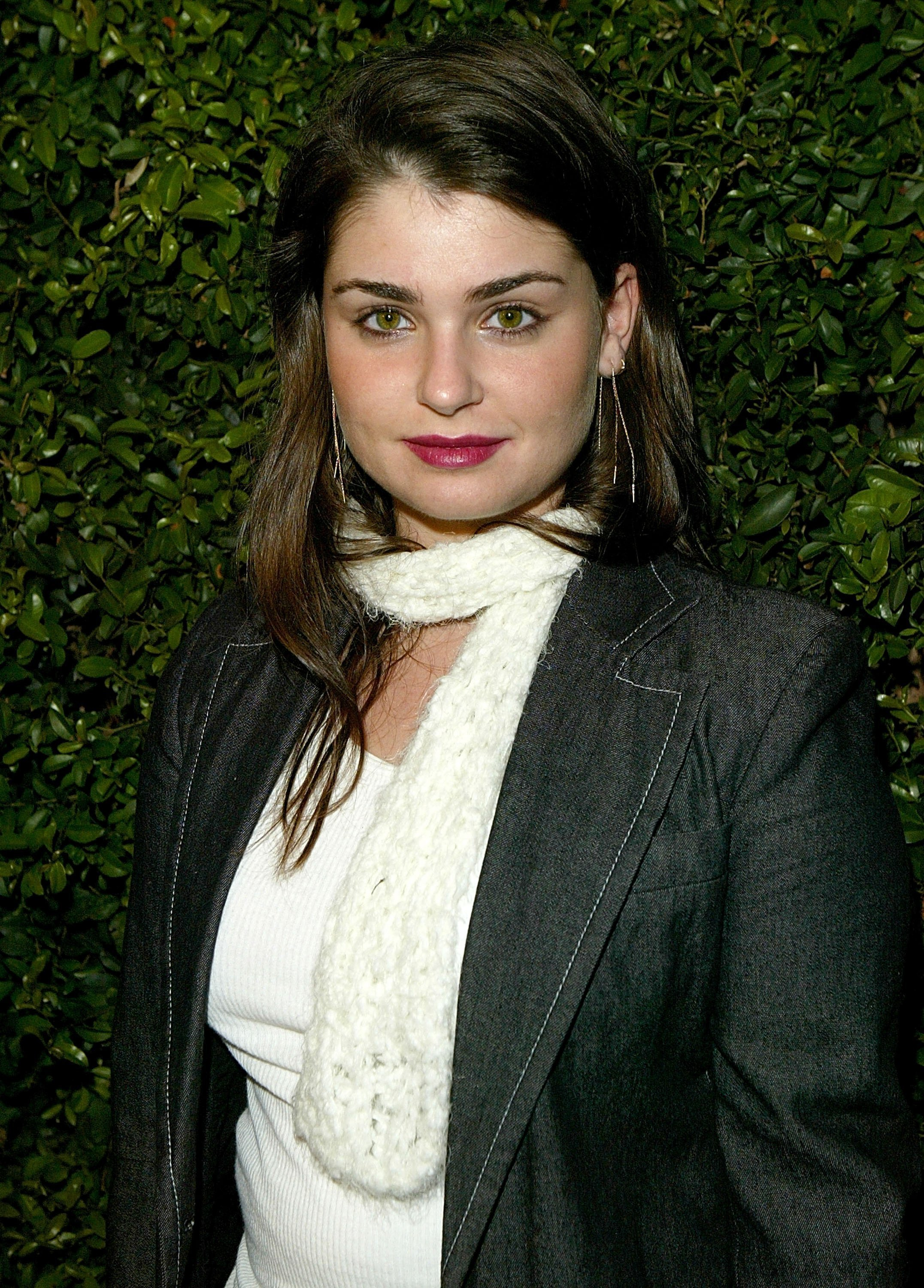 Aimee Osbourne lors de l'ouverture du magasin Stella McCartney en 2003. | Source : Getty Images