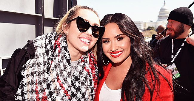 Miley Cyrus & Demi Lovato Talk about On-Off Friendship during Joint IG Live Chat Amid COVID-19 Quarantine