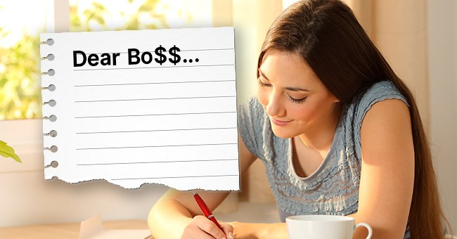 Daily Joke: Company Employee Wants a Pay Raise and Sends an Unobtrusive Letter to the Boss