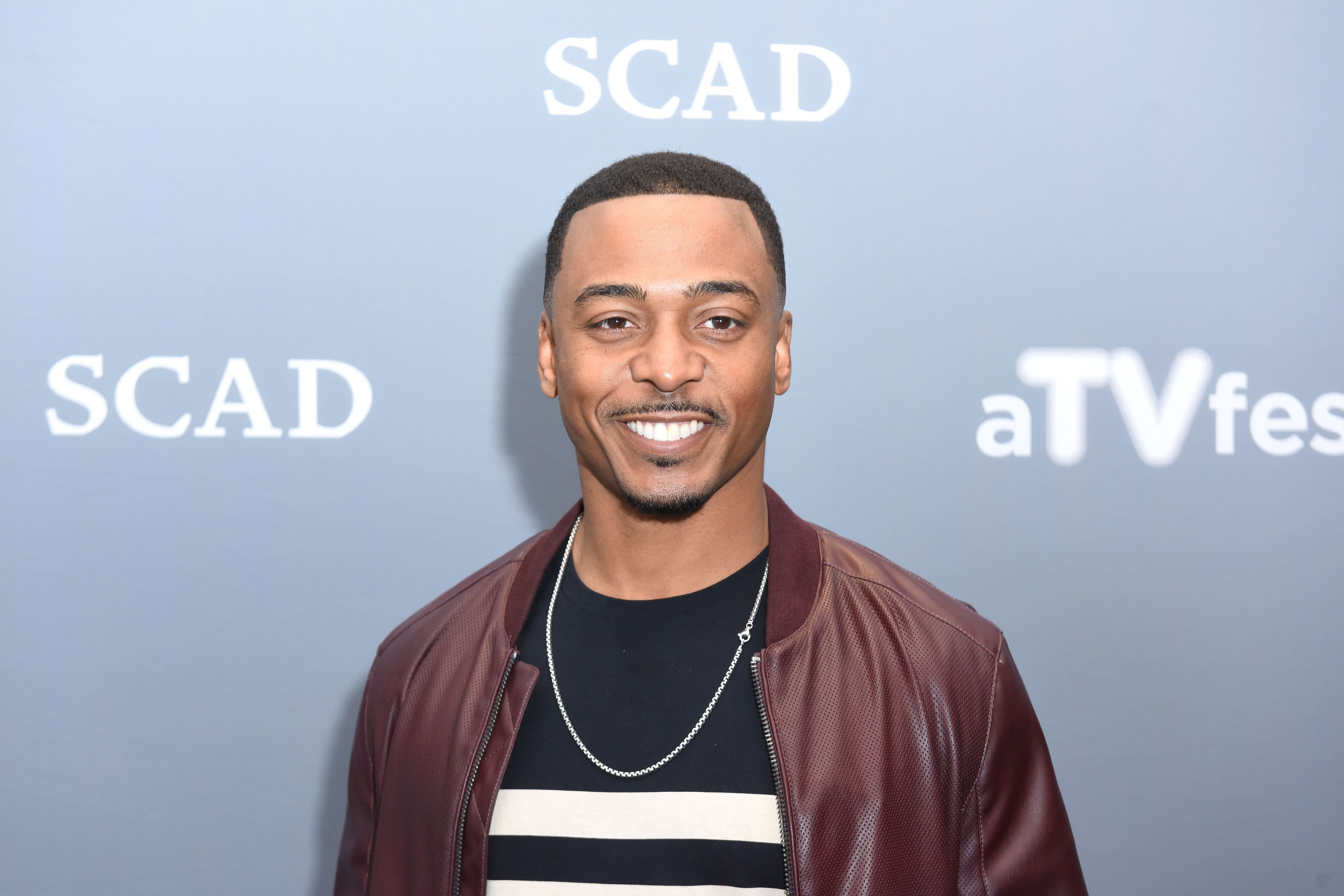 """RonReaco Lee at the press junket for """"Survivors Remorse"""" on February 3, 2017 in Atlanta, Georgia 