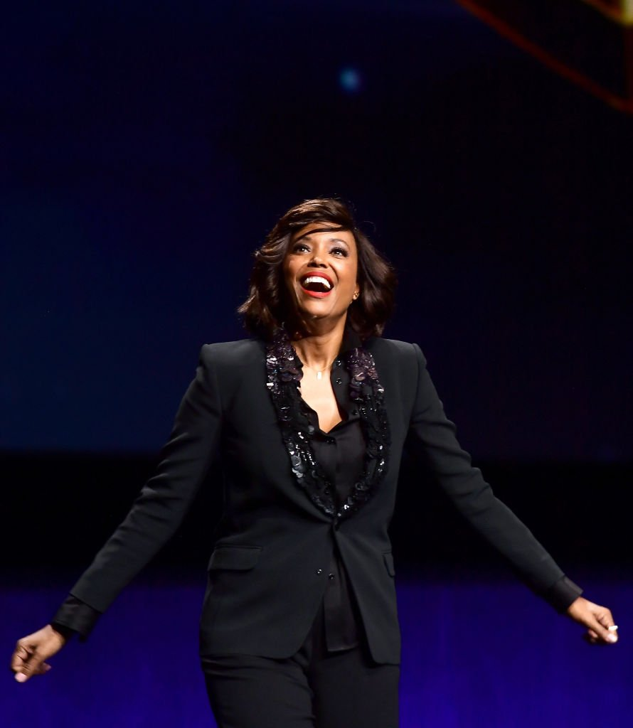 Aisha Tyler at CinemaCon 2019 | Photo: Getty Images