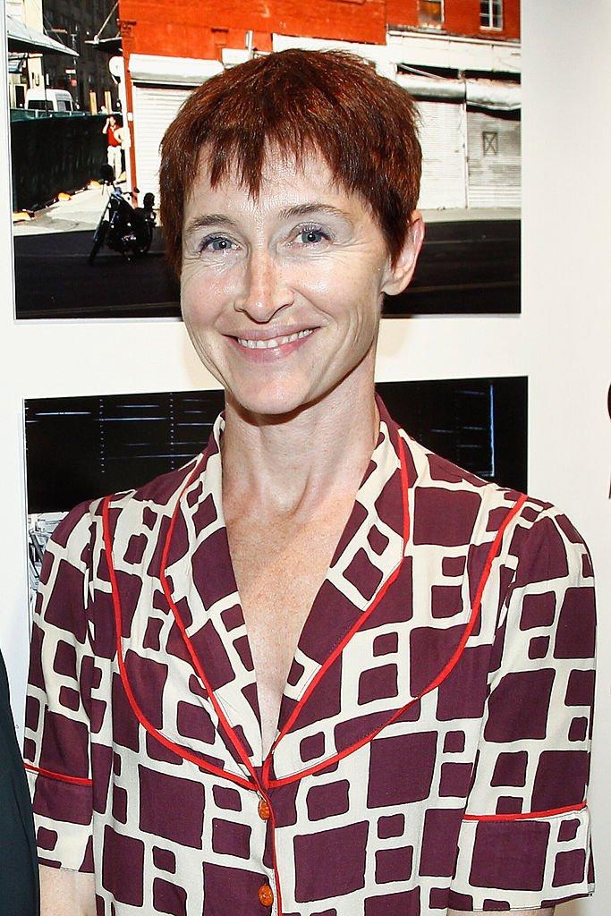 Anne Brochet en 2014. Photo : Getty Images