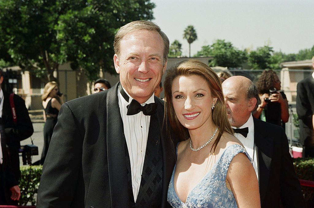 James Keach, Jane Seymour in Los Angeles, CA am 13. September 1998 | Quelle: Getty Images