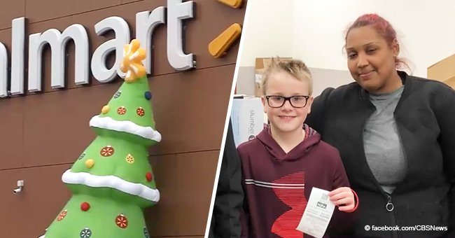 'Secret Santa' pays off layaway for Walmart customer, turns out to be an 11-year-old boy