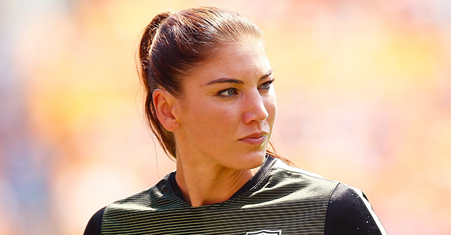 Hope Solo Breaks Silence after Miscarrying Twins