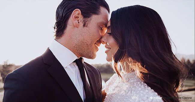 Val Chmerkovskiy and Jenna Johnson Celebrate Round 2 of Their Wedding