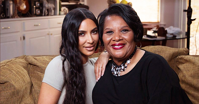 Kim K. Helped Alice Johnson Get Presidential Pardon & Now She's Modeling New SKIMS Shapewear Line